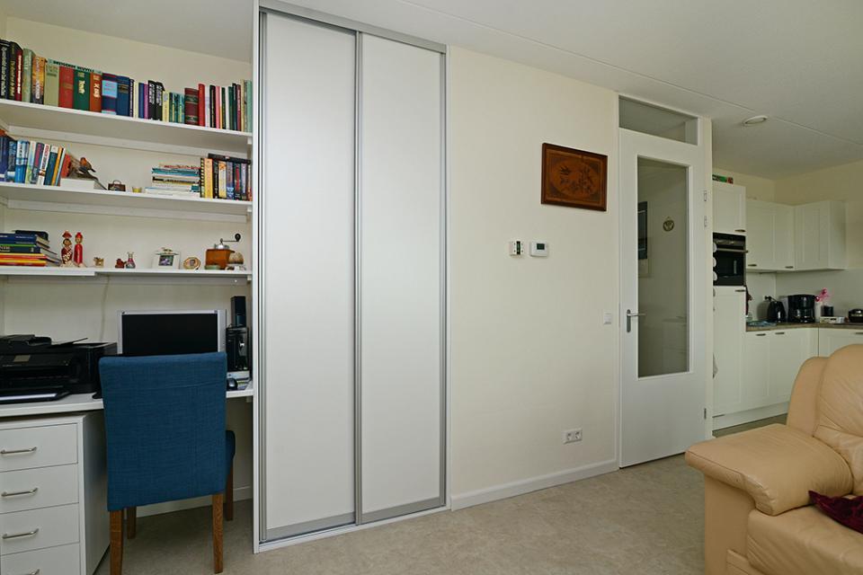 Inbouwkast Woonkamer: Beton cire woonkamer helemaal van pictures ...